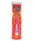 Spectra gels beaded anal vibe purple jelly