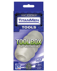 Titanmen ur3 tool box - clear