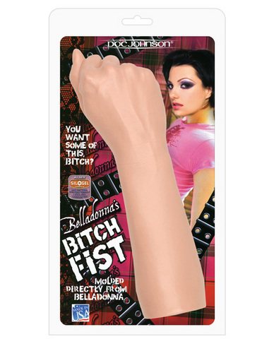 Belladonnas bitch fist