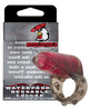 Evolved boss cocks pleasure ring the collar - black/red