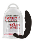 Evolved silicone talon - black