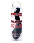 Evolved provoke prostate massager - black