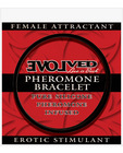 Evolved pheromone bracelet female attractant - black
