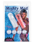 Glow in the dark mighty med w/sleeve - pink