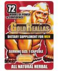 GoldReallas Male Enhancement Pill - 1 Capsule Blister Pack