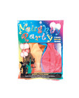 Naughty party balloons boobie assorted colors
