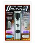Dual bullet blaster with 4 sleeves