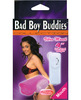 Bad boy buddies vibrating mouth - pink