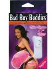 Bad boy buddies vibrating vagina - pink Sex Toy Product