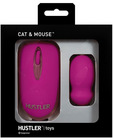 Hustler cat and mouse - pink