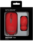Hustler cat and mouse - red