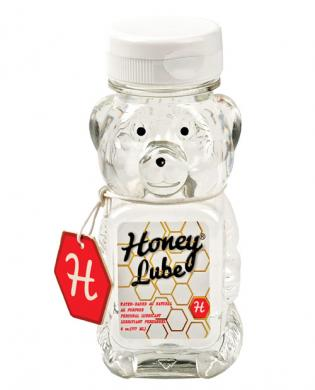 Honey lube waterbased all purpose lubricant 6 oz