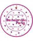 Bachelorette party 7in plates - 10 pack