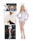 Halloween large wings angel costume combo - ml