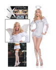 Halloween small wings angel costume combo - sm