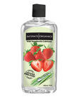 Intimate organics wild strawberries lubricant - 4 oz
