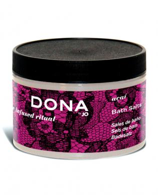 Dona by jo bath salts 9 oz - acai