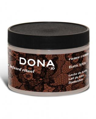 Dona by jo bath milk 8 oz - camu camu