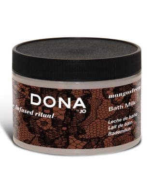 Dona by jo bath milk 8 oz - mangosteen