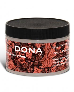 Dona by jo body polish 9.5 oz - goji berry