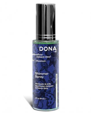 Dona by jo  shimmer spray 2 oz - camu camu