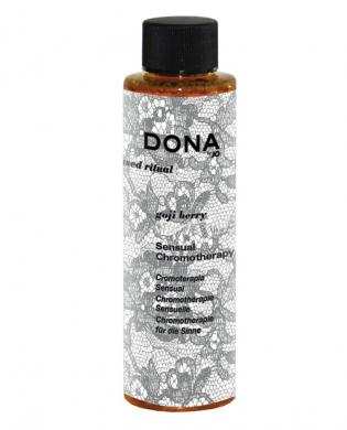 Dona by jo sensual chromotherapy bath treatment 4.25 oz - goji berry
