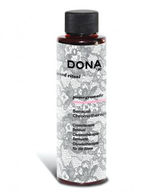 Dona by jo sensual chromotherapy bath treatment 4.25 oz - pomegranate