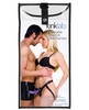 Kinklab adjustable strap-on dildo harness