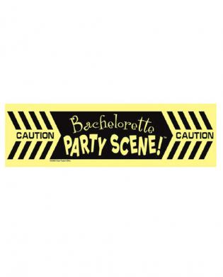 Party scene bachelorette tape