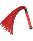 Sensua Suede Whip - Red