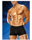 Male power pouch shorts black l/x