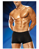 Male power pouch shorts black s/m