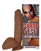 Shane Diesel&#039;s Big, Black &amp; Realistic Dildo 