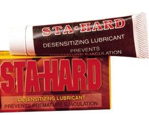 Sta-hard cream - 1.5 oz