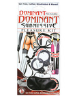 Dominant submissive pleasure kit
