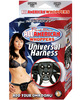 All American Whoppers Universal Harness Black Sex Toy Product Image 3