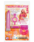 The neon stimulator kit - fuchsia