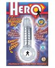Hero clitoral massage ring cock ring - clear Sex Toy Product
