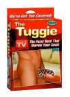 The Tuggie Fuzzy Sock Warms Cock Sex Toy Product