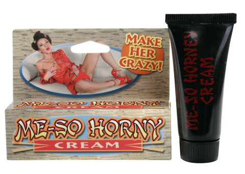 Me - so horny cream