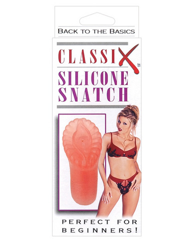 Classix silicone snatch perfect for beginners