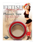 Fetish pleasure tape - red