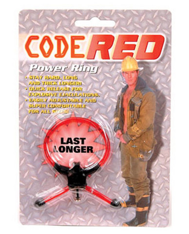 Code red power ring