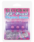 Lil' pearl pleasure sleeve - purple