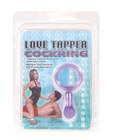Love tapper cockring - purple
