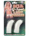 Lust finger g-spot - glow