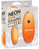 Neon luv touch bullet - 5 function orange
