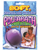 Pulsabath vibrating sponge - purple