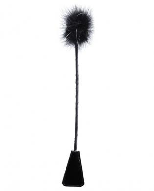Feather Crop - Black Sex Toy Product