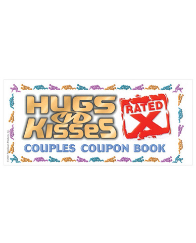 Coupons x-rated hug and kiss